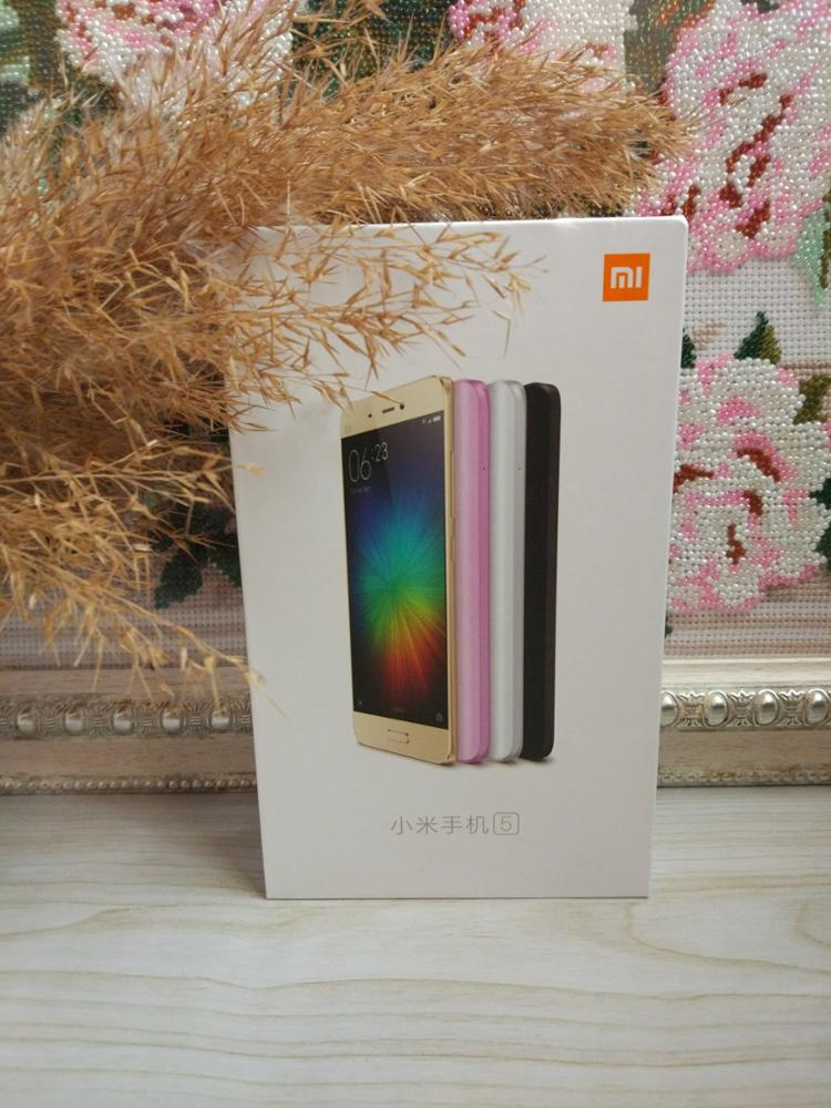 "Xiaomi Mi5 M5 Mi 5 3GB RAM 64GB ROM Mobile Phone Snapdragon 820 5.15"" FHD 16MP Fingerprint ID NFC Official Global ROM Original"