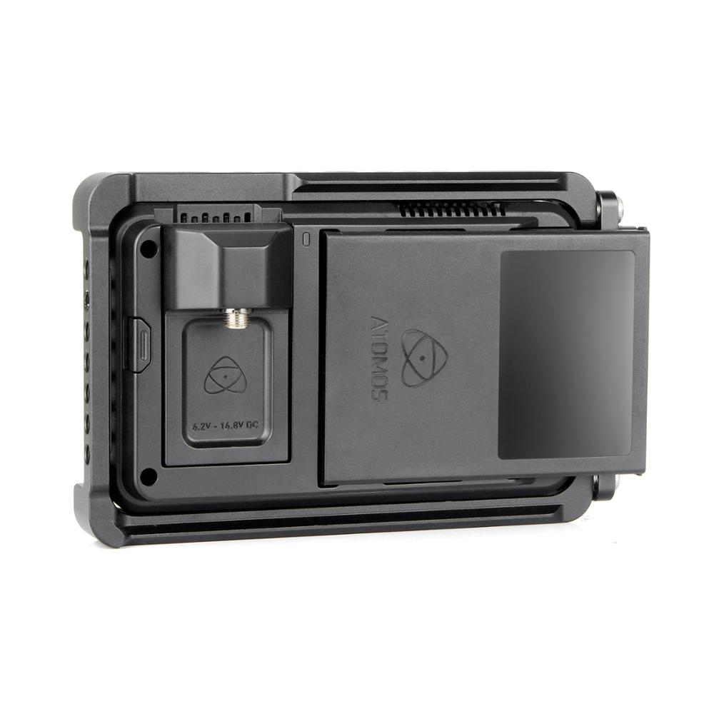 Kavez monitora EachRig s ugrađenom NATO šinom i dodatnom stezaljkom - Kamera i foto - Foto 6