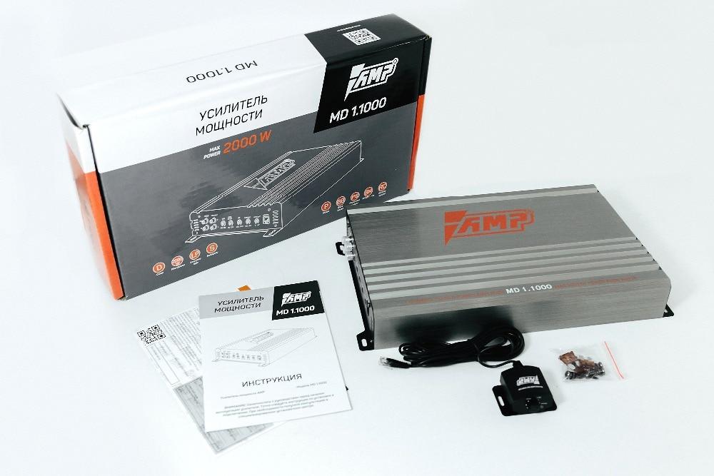 Auto Amplificatore Audio Bass Altoparlanti Amplificatori Car Audio, Subwoofer AMP MD 1.1000 DC 12 V 2000 Watt Hi-Fi Sound
