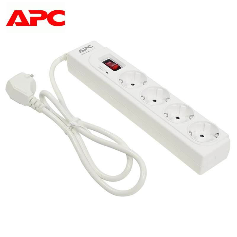 Surge protector APC Essential SurgeArrest P43-RS glare free screen protector with cleaning cloth for iphone 3g