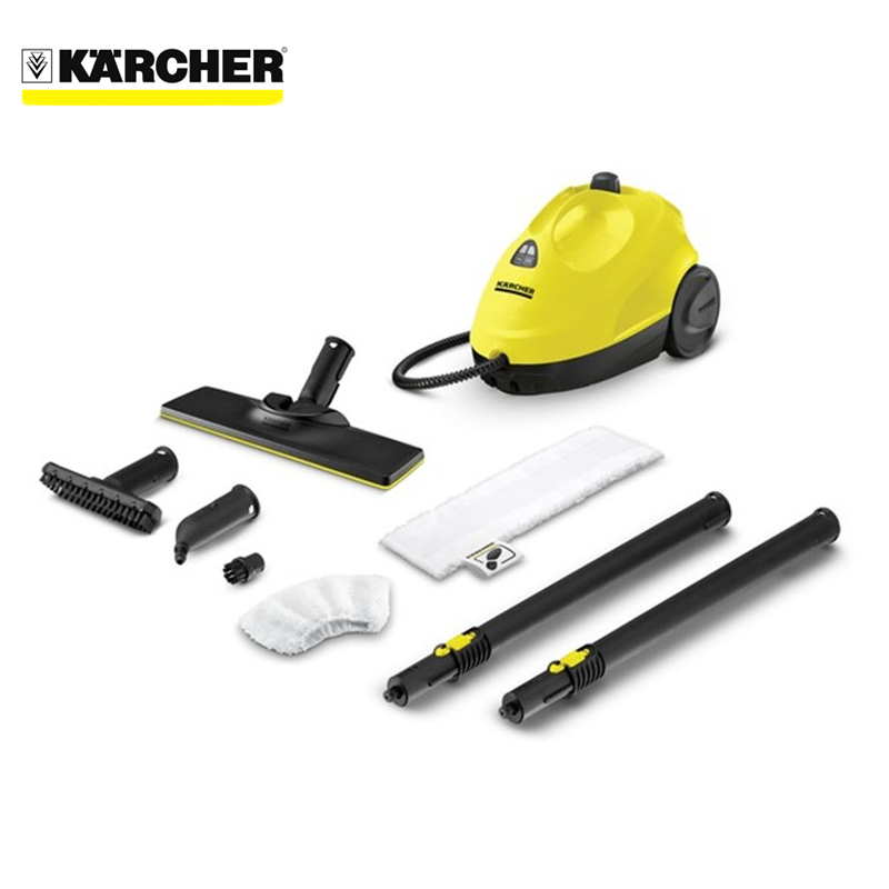 Steam cleaner Karcher SC 2 EasyFix*EU 2pcs set high quality steam cleaner brushes round brush for karcher sc952 sc1052 sc1122 sc1125 sc1402 sc1475