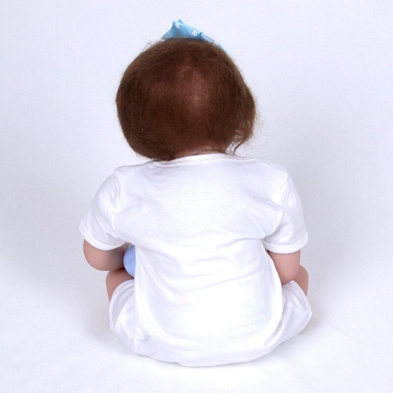 Renacimiento HY Nueva Llegada 55 cm Reborn Babies Muñecas Juguetes - Muñecas y accesorios - foto 2