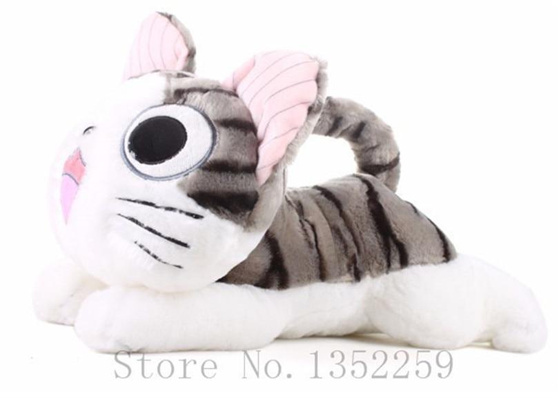 40 CM Плюшени играчки кукли Chi Cat пълнени - Плюшени играчки - Снимка 4