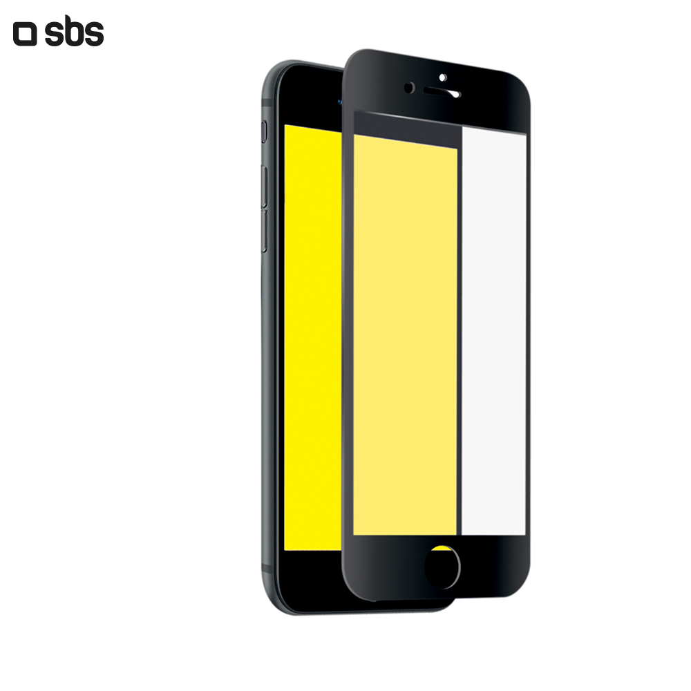 Screen Protectors SBS TESCREENFCIP7K Tempered Glass film Mobile Phone Accessories 2 5d 9h tempered glass screen protector film for bluboo d2