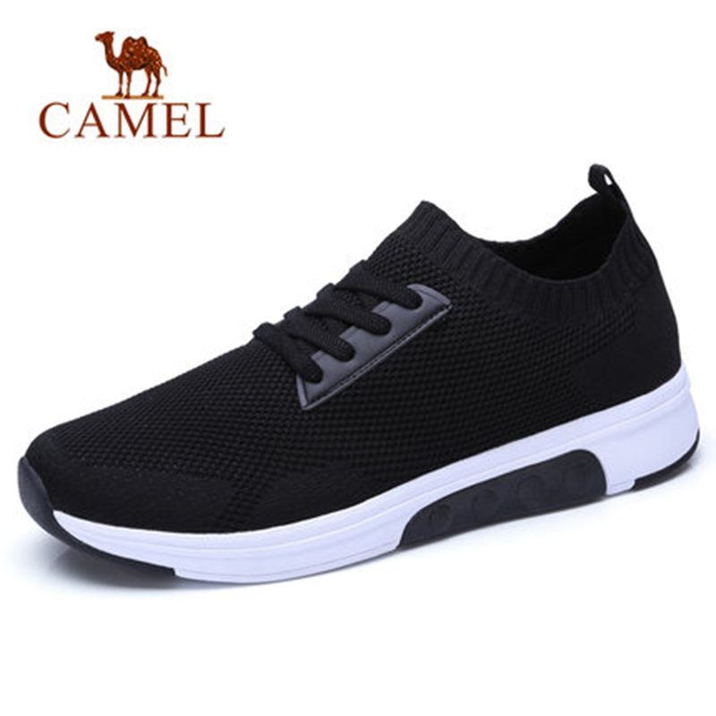 CAMEL Men Sports Shoes Casual Fashion Breathable Lightweight Sneakers Lifestyle Outdoors Walking Exercise Shoes