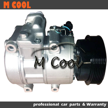 Air Conditioning Compressor For Kia Carens 2.4L 2006-2012 kia carens ac compressor 97701-1D400 97701-1D200 977011D400 977011D200