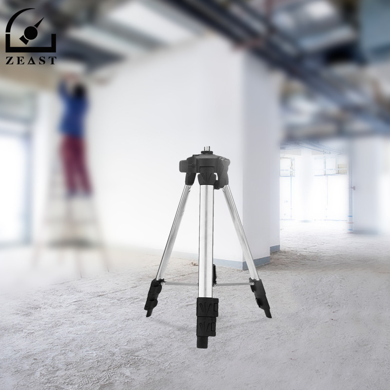 1M Tripod Holder Stand Mount For Laser Level Automatic Self 360 degree Leveling Measure Building Construction Maker Tools thyssen parts leveling sensor yg 39g1k door zone switch leveling photoelectric sensors