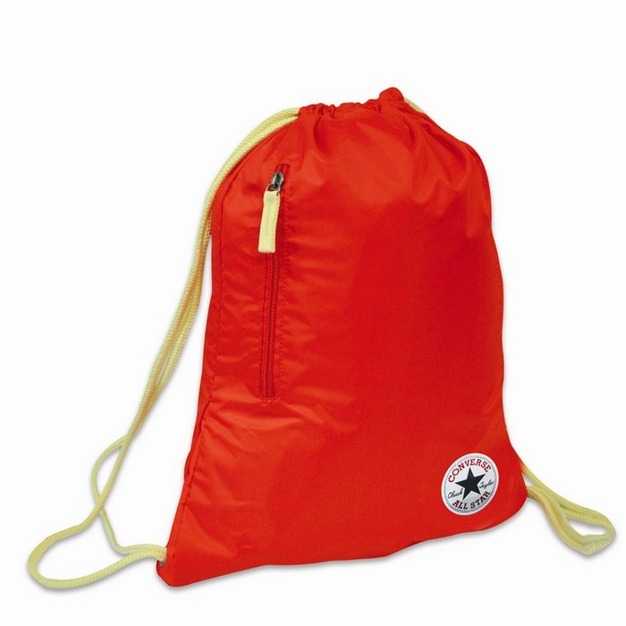 Converse All Star Saco Bolsa Rojo Sakky mochila bolsa femenina