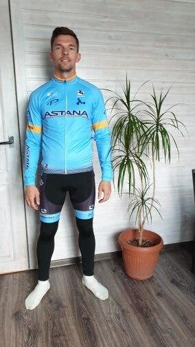 Kits ciclismo inverno térmica ciclismo