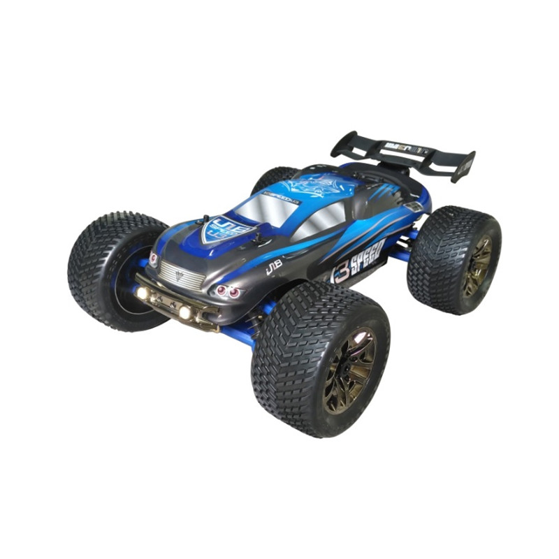 JLB J3SPEED 1/10 4WD Brushless Truggy ATR RC Car Without Electronic Parts jlb racing cheetah 1 10 brushless rc car truggy 21101 2pcs wheel