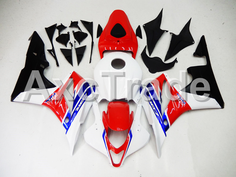 Motorcycle Fairings For Honda CBR600RR CBR600 CBR 600 RR 2007 2008 F5 ABS Plastic Injection Fairing Bodywork Kit White Black Red abs injection fairings kit for honda 600 rr f5 fairing set 07 08 cbr600rr cbr 600rr 2007 2008 castrol motorcycle bodywork part