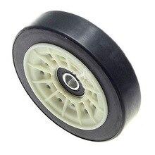 Reemplazo de la rueda de goma del secador de tambor para la rueda de goma del secador de goma Beko & Blomberg & Grundig 2987300200