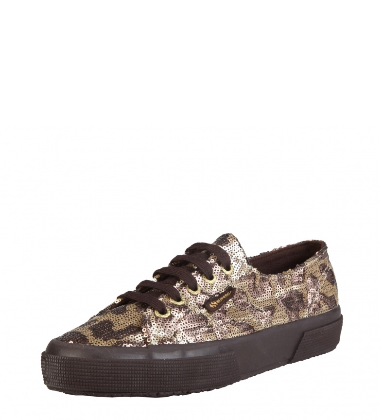 Superga - Zapatillas gold bronze