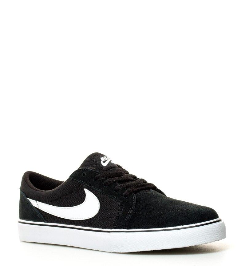 : Comprar Nike Zapatillas de piel SB Satire II negro de shoes shoes fiable proveedores en Esdemarca Calzado de Hombre Store