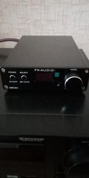 FX-Audio D802C audio amplifier hifi  mini amplifier  digital  amplificador audio