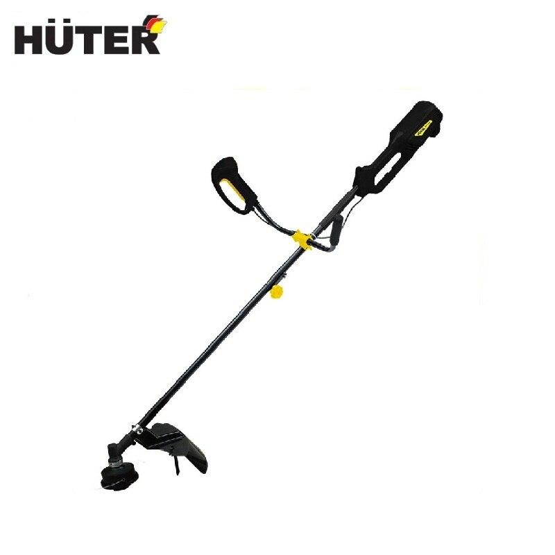 цены на Electric trimmer Huter GET-1500B String trimmer Weed-whip Grass trimmer Electric scythe  в интернет-магазинах