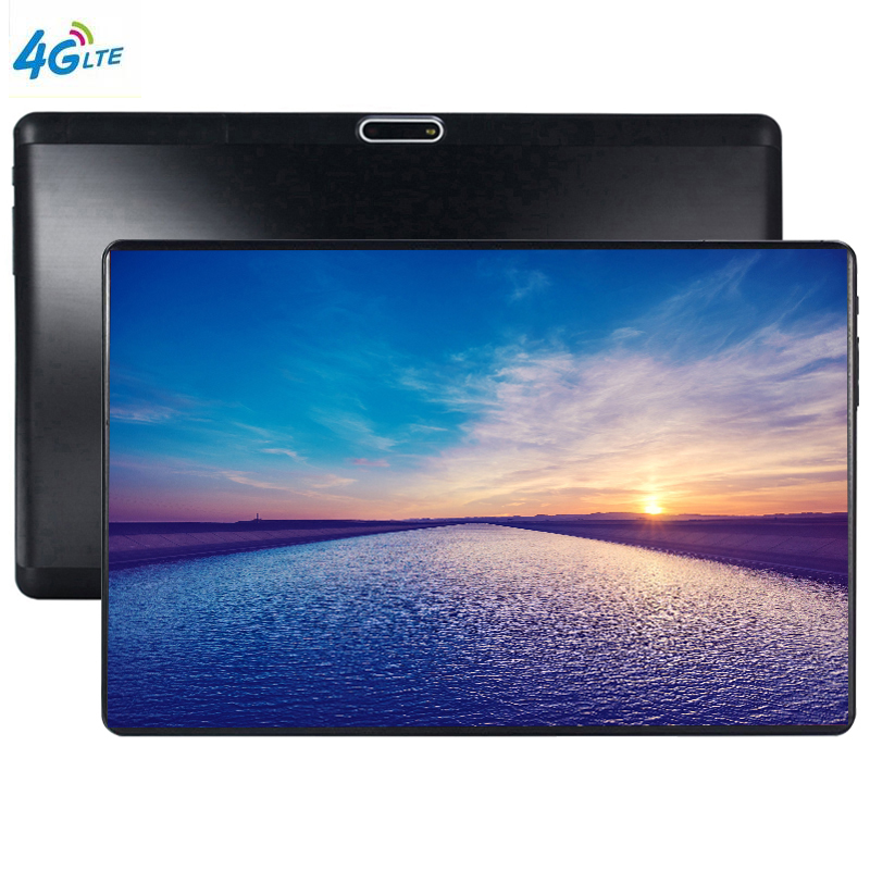 S119 Tablet 3G mutlti toque de tela tablet Android Android 9.0 Octa Núcleo Ram GB ROM 64 6 GB Câmera 5MP Wifi 10 polegada tablet Crianças