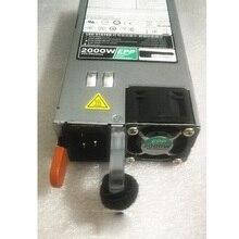 Для DELL R830 T630 2000 Вт сервер Питание Z2000E-S1 039K3H