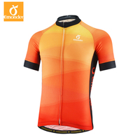 EMONDER Men Cycling Jersey Comfortable Breathable Anti-shlip Sleeve Cuff Pro Racing Team MTB Road Bicycle Clothing Ropa Ciclismo