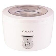 Йогуртница Galaxy GL 2695 (Мощность 20 Вт, 4 стеклянных емкости с крышками общим объемом 0.4 л)