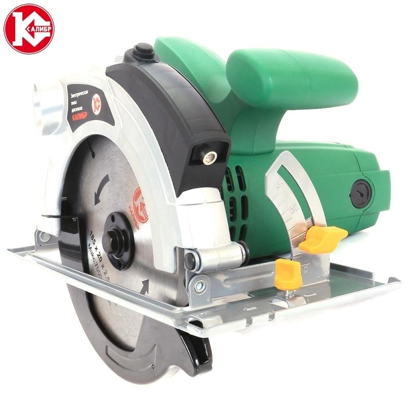 Electric circular saw Kalibr EPD-1700/185+ (with lazer) kalibr epd 1700 185 electric circular saw for wood with a blade tool circle saw