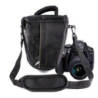 SLR Camera Bag Camera Strap Shoulder Bag Waterproof Photography Bag Case For Nikon D90 D7000 D5600