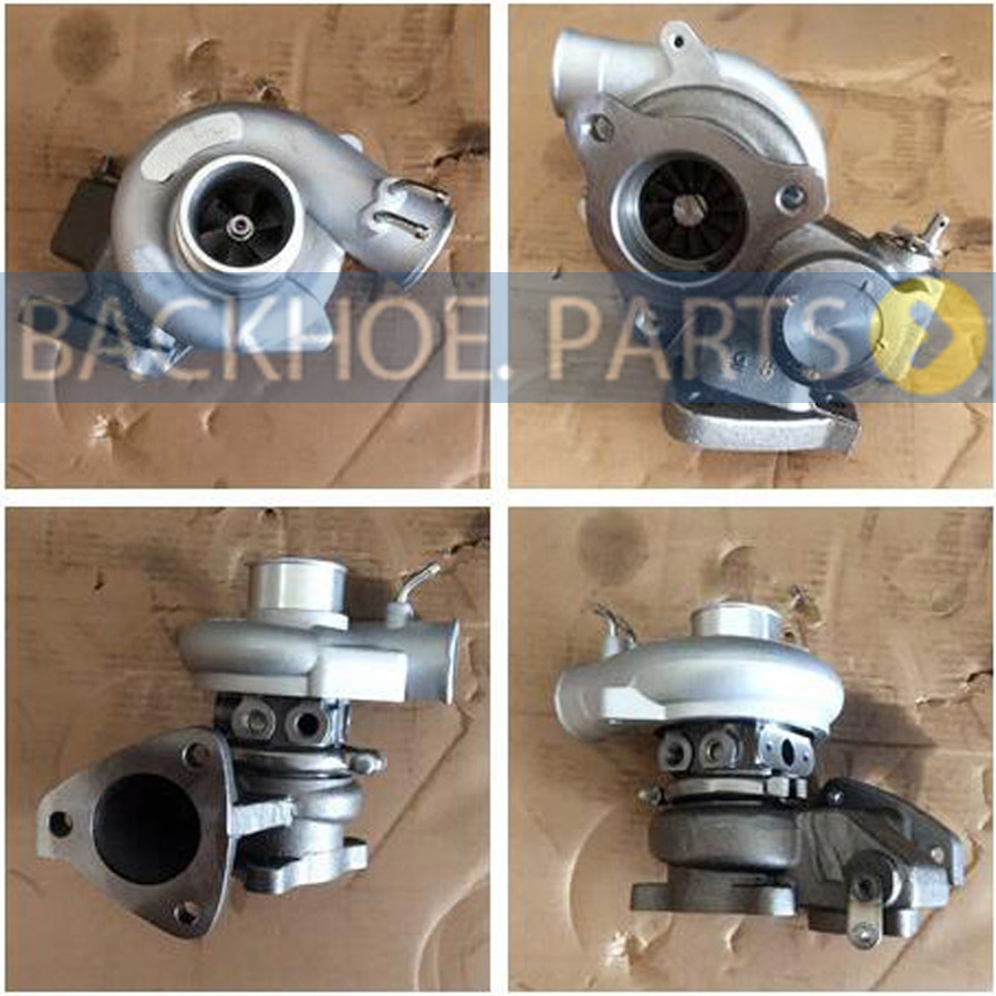 Turbo TD04 Turbocharger MR355220 49177 01515 MD195396 49177 01513 for Mitsubishi Engine 4D56 Passenger Car L300 Turbocharger     - title=