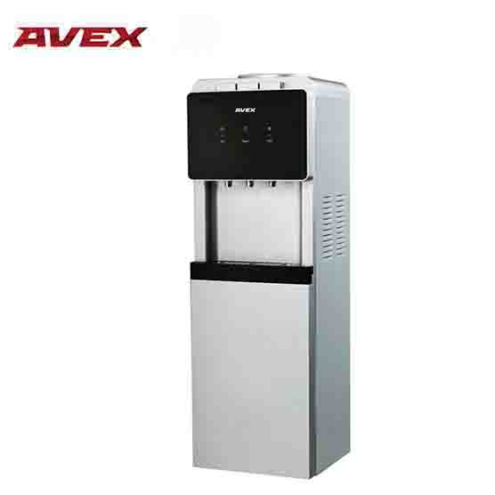 Water Dispenser AVEX H-68FSK upright water dispenser hot water dispenser to warm mini type household refrigeration