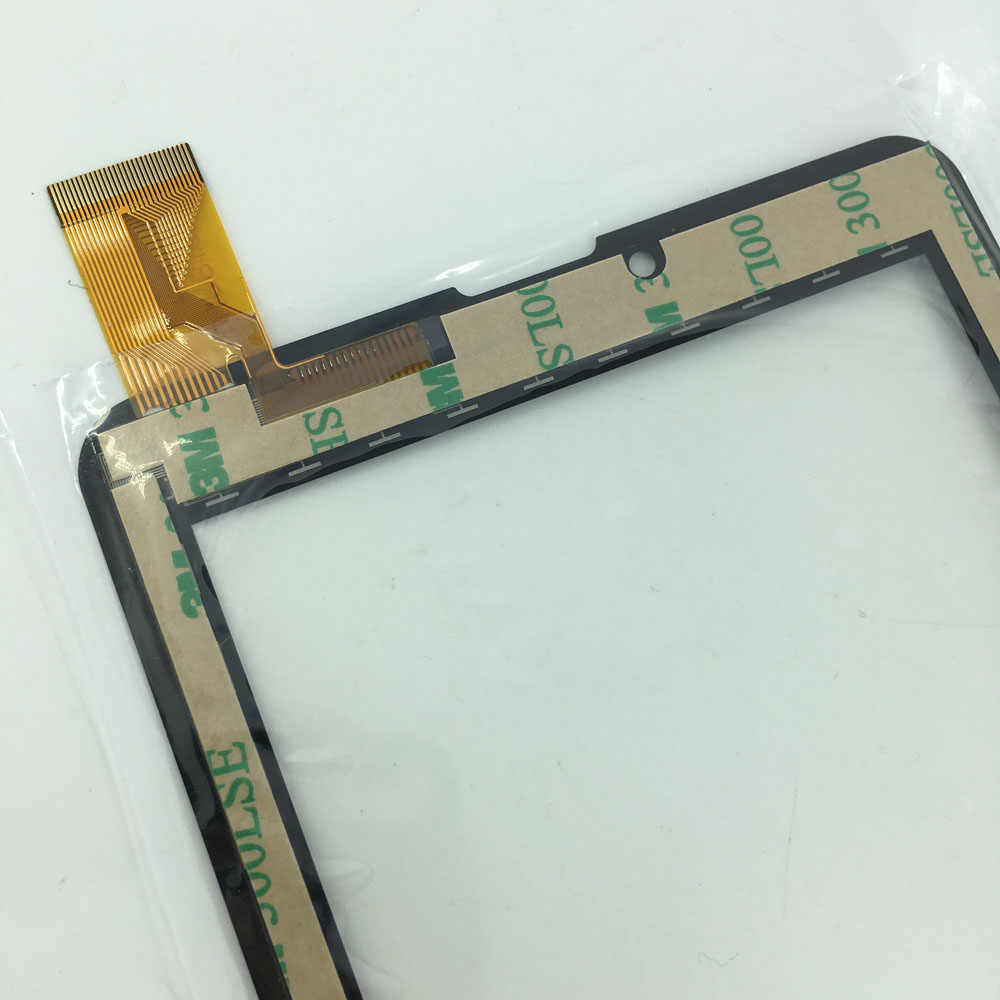 Dla QYSTERS T72X ostrygi T72HMs T72HM T72HA T74N T72H T74D 3G pojemnościowy ekran dotykowy szkło digitizer ekran zewnętrzny czujnik