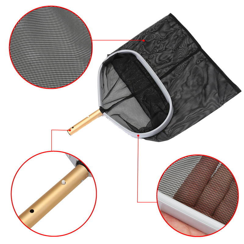 Heavy Duty Leaf Leaves Swimming Pool Cleaning Pond Pool cleaner Net ...