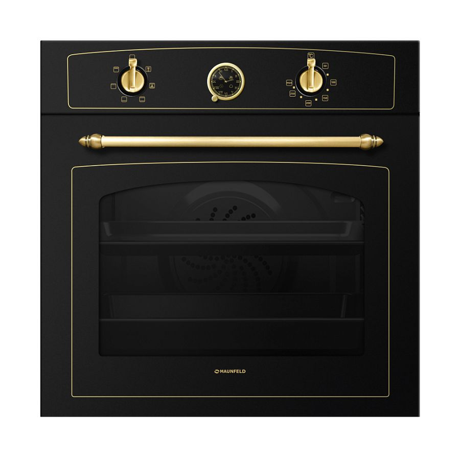 Electric brass cabinet MAUNFELD MEOFE 676 RBG TM Black electric brass cabinet maunfeld meofe 676 rib tm beige