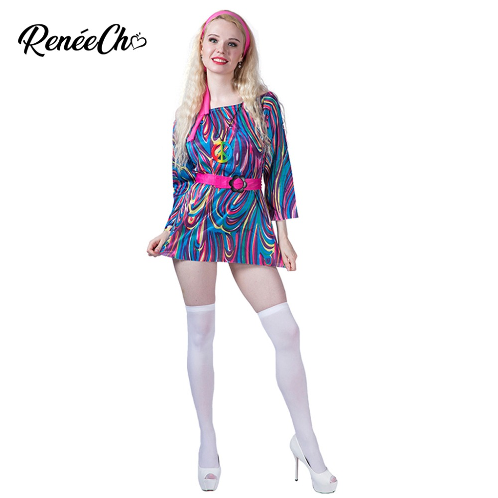 halloween costume for women love fast costume groovy go go dancer