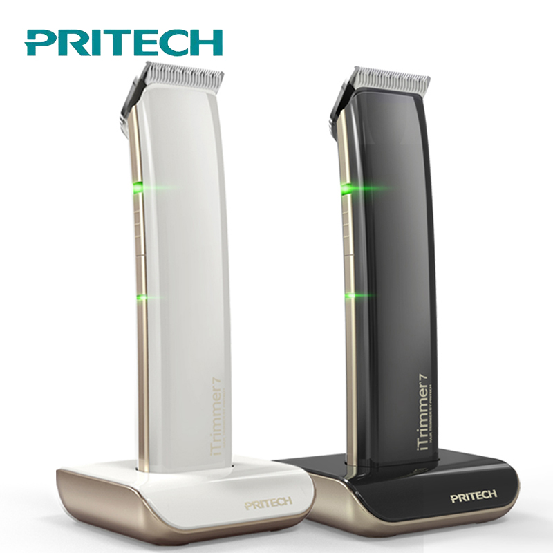 PRITECH 2018 Professional Electric Hair Clipper Rechargeable Hair Trimmer Men Shaver Cutting Machine To Haircut Beard Trimer #22 pritech professional hair clipper rechargeable shaver trimmer electric cutting machine beard and hair trimming kit