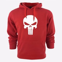 Movie Punisher Hoodies Men 2016 Brand Male Hoodie Letters Printed Word Sweatshirt Mens Moletom Masculino Hoodies