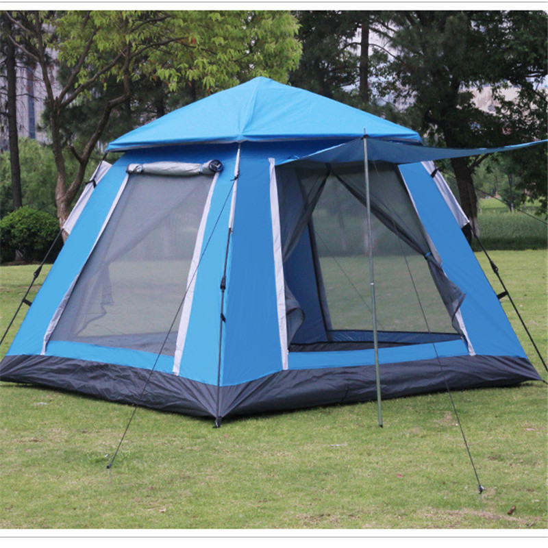 Tents Outdoor Camping Waterproof Camping Tent Camping Tent Automatic 4 Person Backpacking Tent 2018 newest rc car a959 electric toys remote control car 2 4g shaft drive truck high speed rc car drift car rc racing include ba