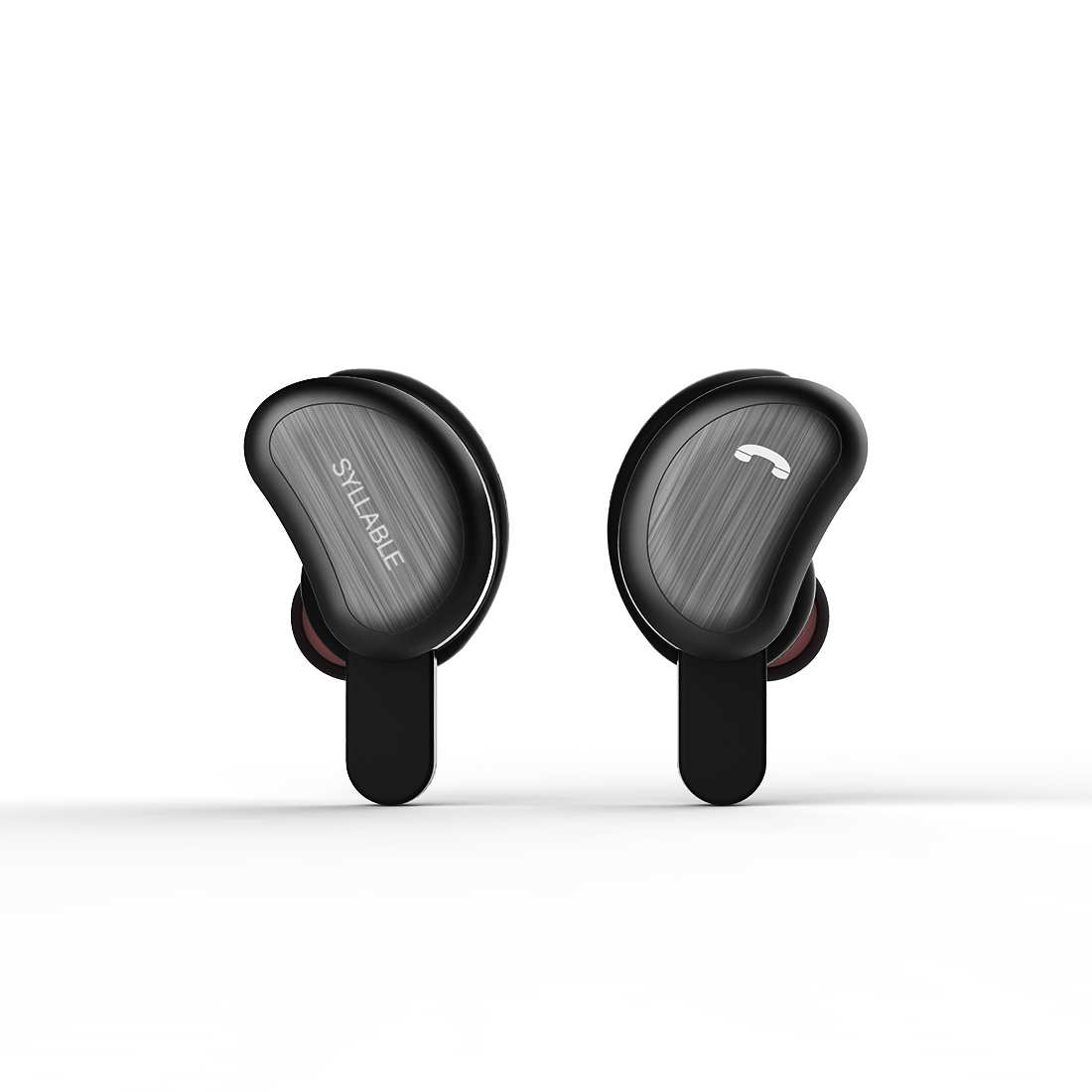 SYLLABLE D9 TWS Bluetooth Earphone Mini In Ear Wireless Earbuds Earphone with Mic Sport Invisible Headset Portable Power Bank
