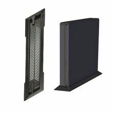 Горячее крепление вертикальной стойки на док-станцию поддержка База держатель для sony PS4 тонкий черный