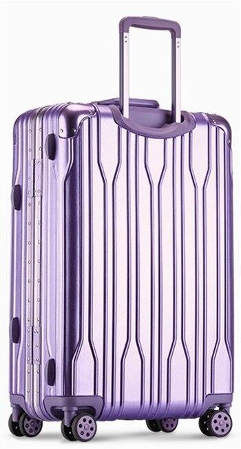 Turystyczna Kids Valise Enfant Set och resväskan Aluminium Alloy - Väskor för bagage och resor - Foto 3