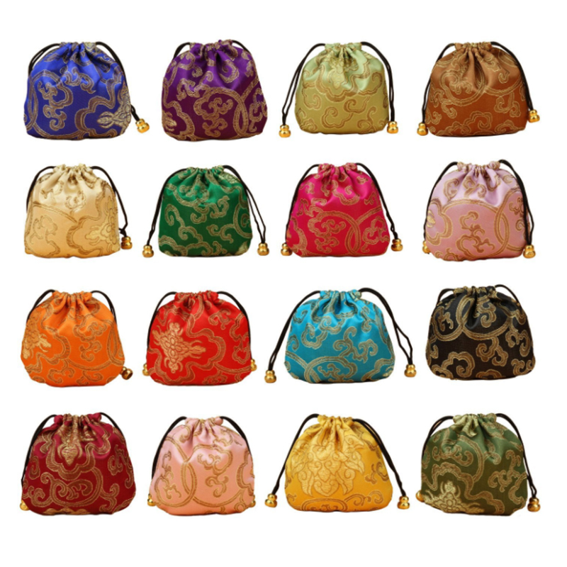 dedd74adc2b4 Buy drawstring pouch necklace and get free shipping on AliExpress.com