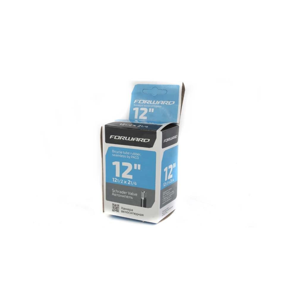 Camera Forward Schrader (AV) 12 * 1/2x21/4 rubber