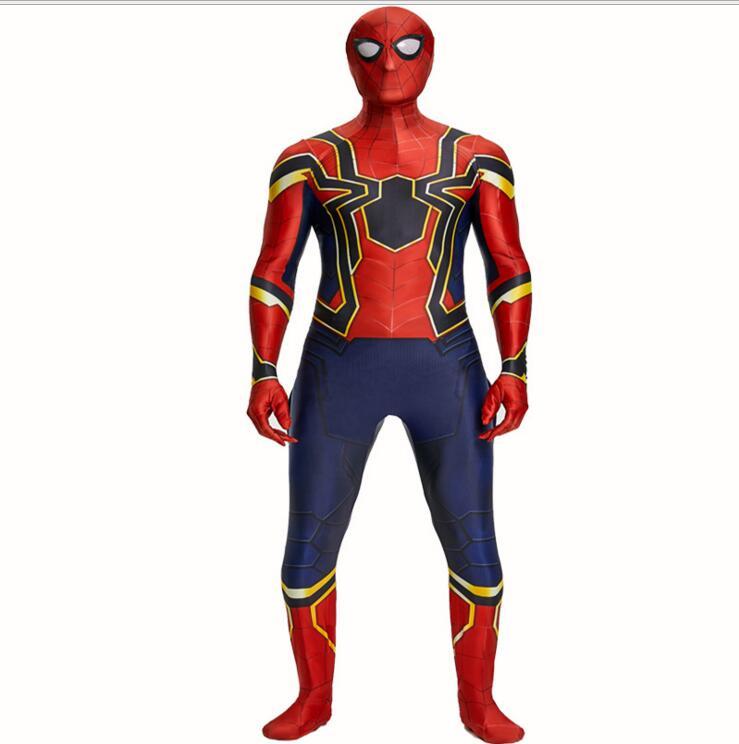 Aliexpress.com : Buy Wholesale 2018 Spiderman Costume Spiderman Homecoming Cosplay Costume Tom ...