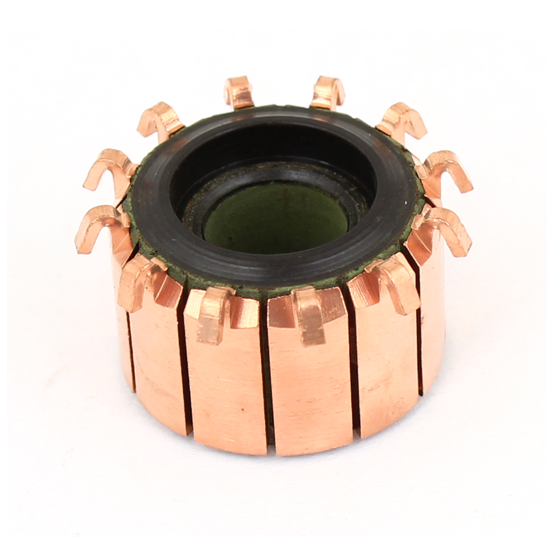 цены Dmiotech 18.9Mm Od 12.5Mm High 12 Tooth Copper Shell Mounted On Armature Commutator