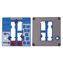 A22 + 高耐熱ロジックボードの修理クランプ iphone 6 6 S 7 8 プラス XR IC/ CPU の修理器具ホルダー修正ツール