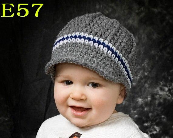 Baby Häkeln hut, jungen hut Newsboy, handgemachte häkelarbeit hut ...