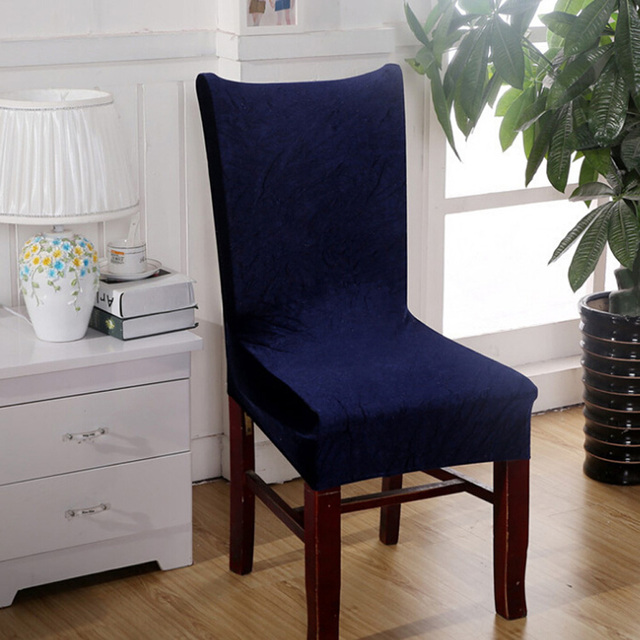 Dining Chair Covers Spandex Strech Room Protector Slipcover Decor HG0042