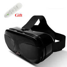New VR Glasses Box VR Headset 3D Virtual Reality Glasses Viewer Eye Trave Virtual Reality Glasses Box Google Cardboard for Phone
