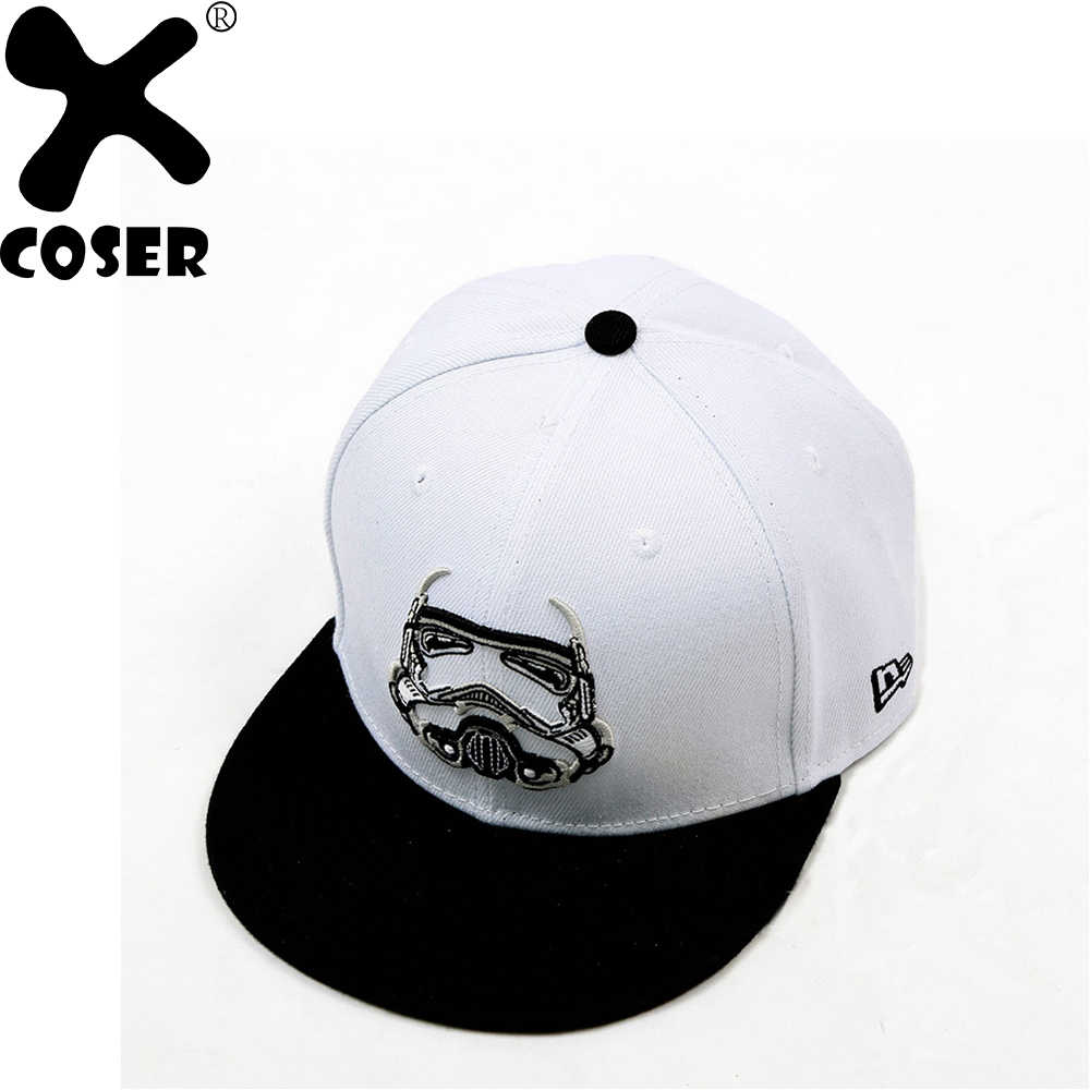 910ea22c56428 XCOSER Star Wars Hat Star Wars Darth Vader And Stormtrooper Cosplay Baseball  Hats Boy Cap Movie