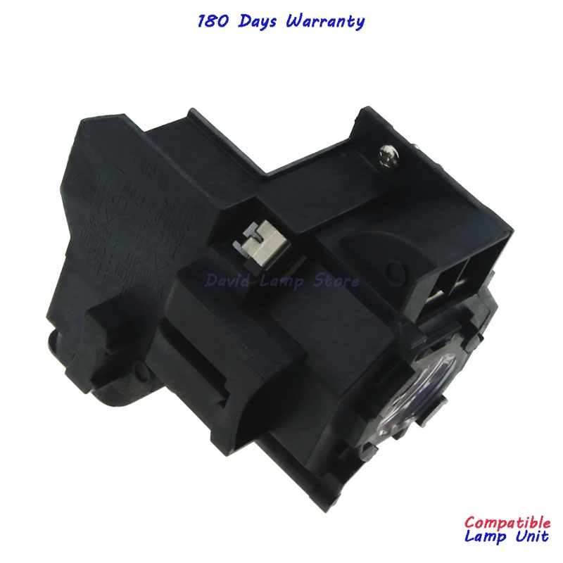 High Quality ELPLP42 New Replacement Projector Lamp with Housing For EPSON EMP-400W EB-410W EB-140 W EMP-83H PowerLite 822 elplp42 lamp for epson projector eb 140w emp x56 emp 83h emp 83he powerlite 822p