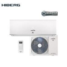 Инверторная сплит-система HIBERG AC-09 Elite, А класс, компрессор LG, тихая работа, фантомный дисплей