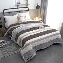 Покрывало с принтом, летнее одеяло, не скатывается, постельные принадлежности, простыня, диван, кровать, самолет, путешествия, пикник, одеяло, домашний текстиль